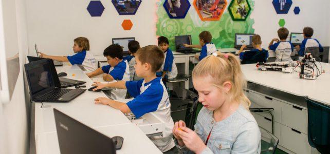 Открытие Детского технопрака